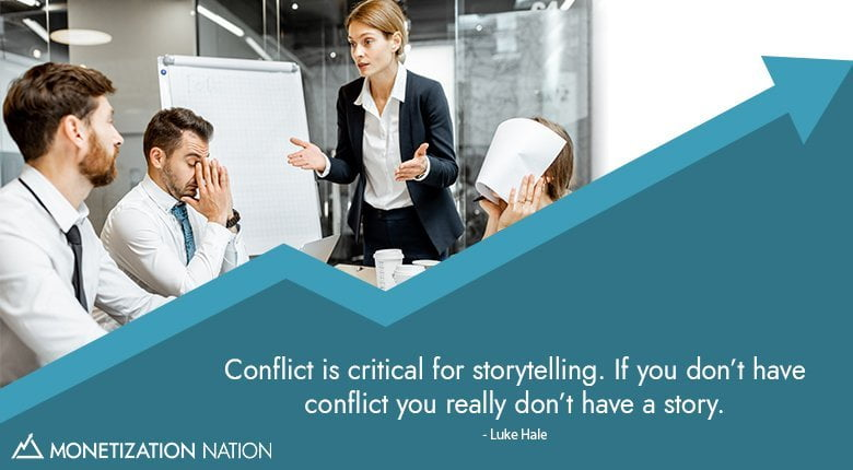 Conflict is critical _Blog