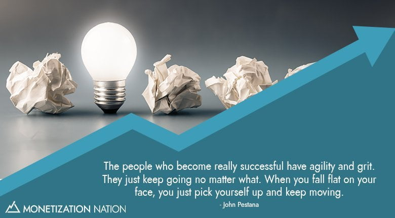 the people who become really successful
